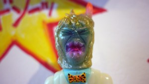 Rampage Toys' The Return of Rampage!! - Anarchy Trooper Ugly Unicorn (co-design with Bwana Spoons/Gravy Toys)