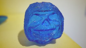 Rampage Toys' The Return of Rampage!! - Rainy Day Blue Hag Ball
