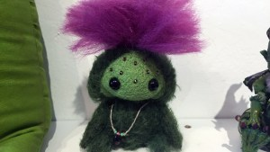 They Came From Planet Rainbow Sparkles - WoolBoon's Little Thistle