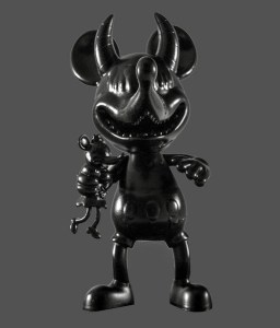 Vincent Scala's Mickey Monster - Blackout Edition