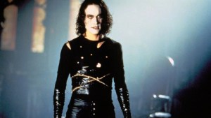 Brandon Lee's The Crow film still, 1994
