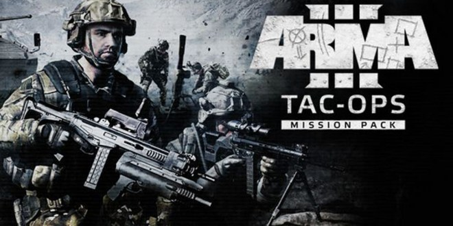 Arma 3 Tac-Ops Mission Pack