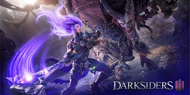 Darksiders III + The Crucible