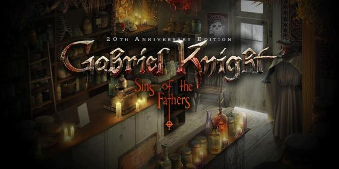Gabriel Knight Sins of the Fathers HD