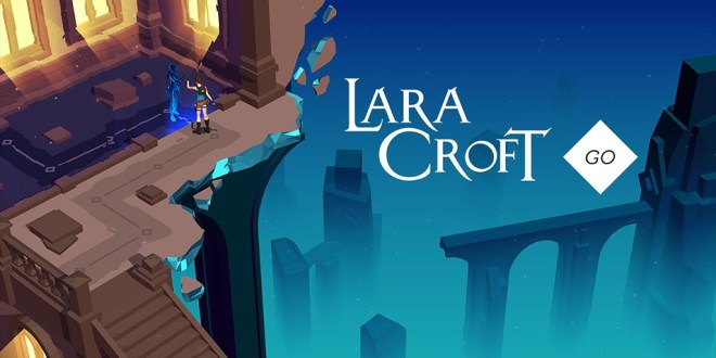 Lara Croft GO - The Mirror of Spirits