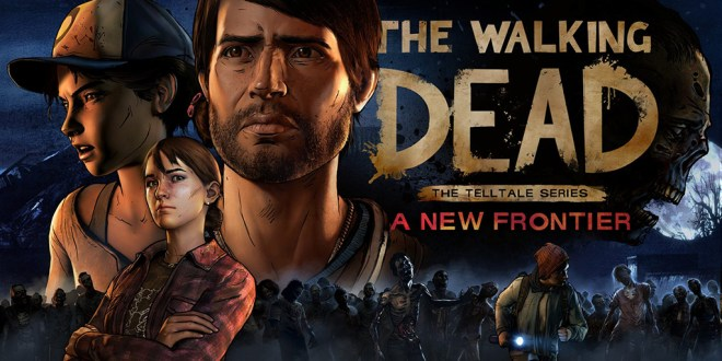 The Walking Dead: A New Frontier (Complete)
