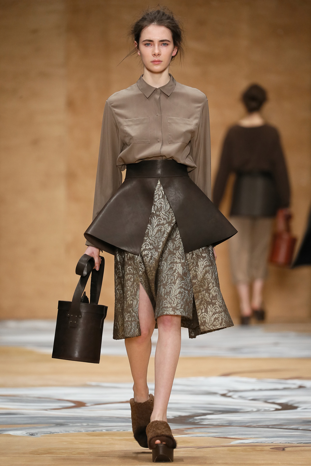 MERCEDES BENZ FASHION WEEK RUSSIA NEW SEASON BACK TO THE FUTURE RUSSIAN ART LEGACY AND