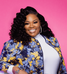 GRAMMY® Award-winning Gospel Singer/Songwriter Tasha Cobbs Leonard Re-signs With Motown Gospel and Launches TeeLee Records Label Imprint