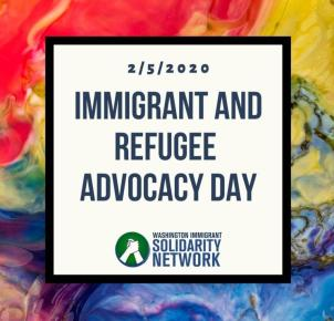 2_5_2020 Immigrant and Refugee Advocacy Day