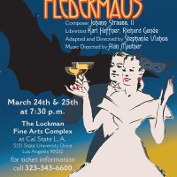 Don't miss the LACHSA Music Department's  DIE FLEDERMAUS