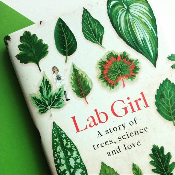Image result for lab girl book