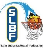 St. Lucia Basketball Federation logo