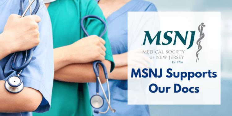 MSNJ Member Update - COVID-19 - April 14, 2020