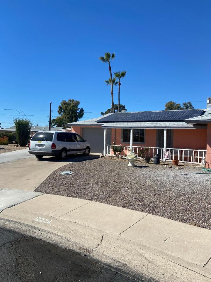 12224 N Hacienda Dr, Sun City AZ 85351 wholesale property listing for sale
