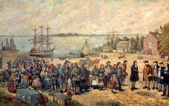 Image result for William penn's colony