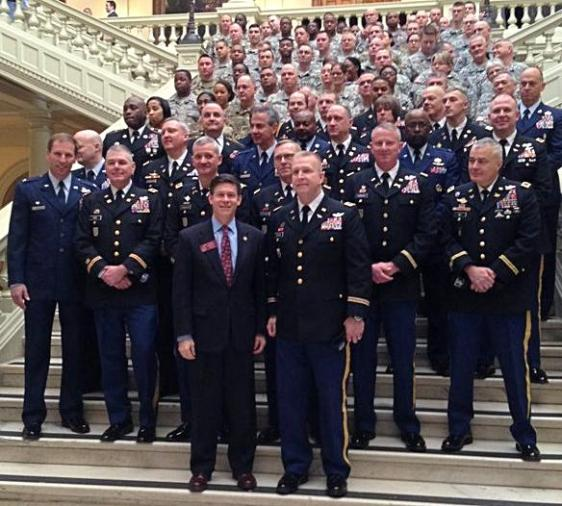 National Guard Day at the Capitol
