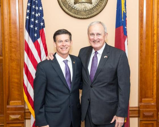 It is my great honor to serve as Vice Chair of the House Rules Committee with our Chairman John Meadows.