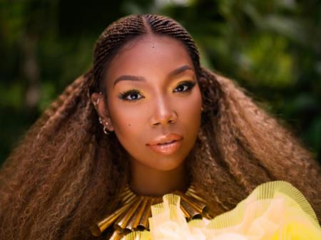 "Multi-Platinum, GRAMMY Award-winning Singer/Songwriter Brandy Returns Celebrating Motherhood Worldwide with New Single ""Baby Mama"" Featuring Chance the Rapper – Available Now"