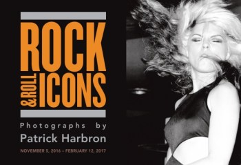 Rock & Roll Icons flyer