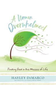 A Woman Overwhelmed book cover
