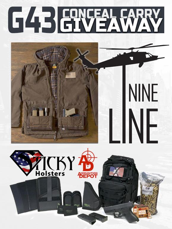 Ammunition Depot G43 giveaway
