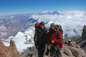 ACONCAGUA HIGH CAMP