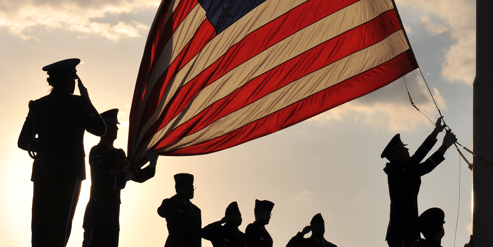 Thanking Veterans For Their Service And Supporting Their