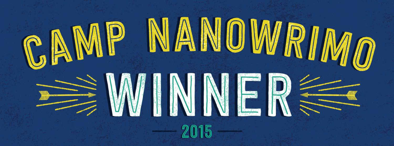 Winner 2015 - Web Banner