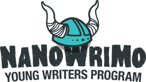 Image result for nanowrimo youth logo