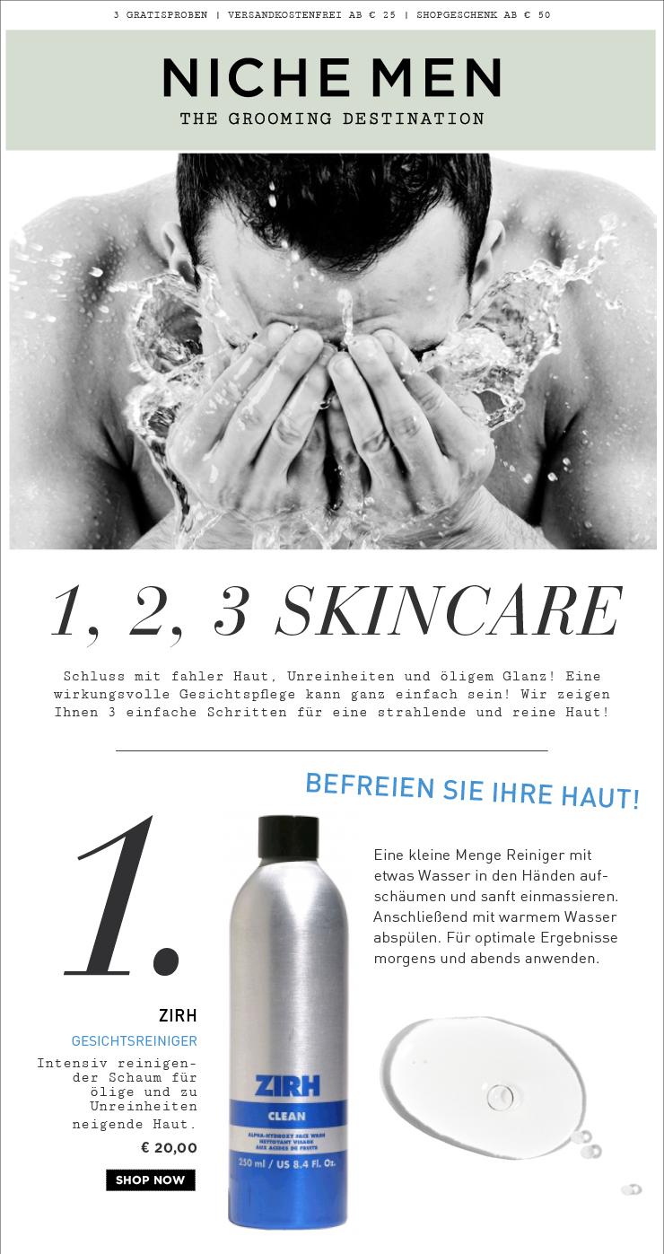 Frische und gepflegte Haut - so einfach gehts mit unserem Skincare Guide