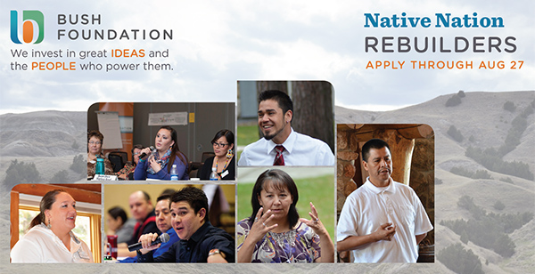 Native Nation Rebuilders Program