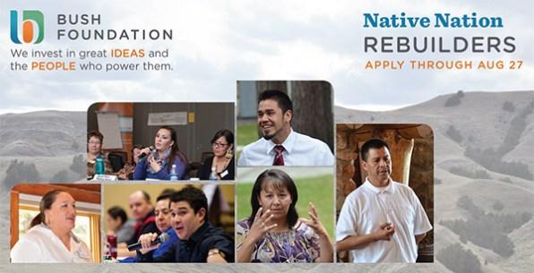 Native Nation Rebuilders Program