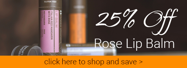 25_ Off Rose Lip Balm