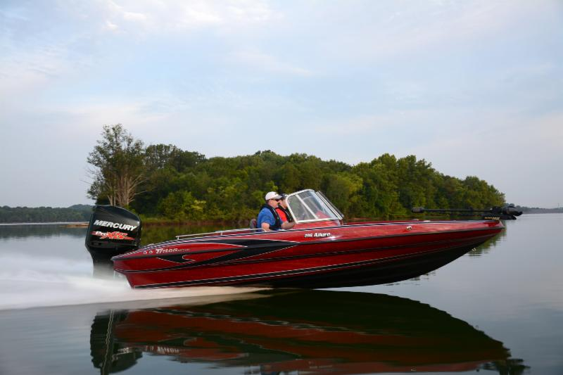 Tritons new 206 allure redefines the fish ski boat the ticker its the only boat on the market that truly combines the best features of a professional tournament fishing boat and a high performance ski boat into one publicscrutiny Images