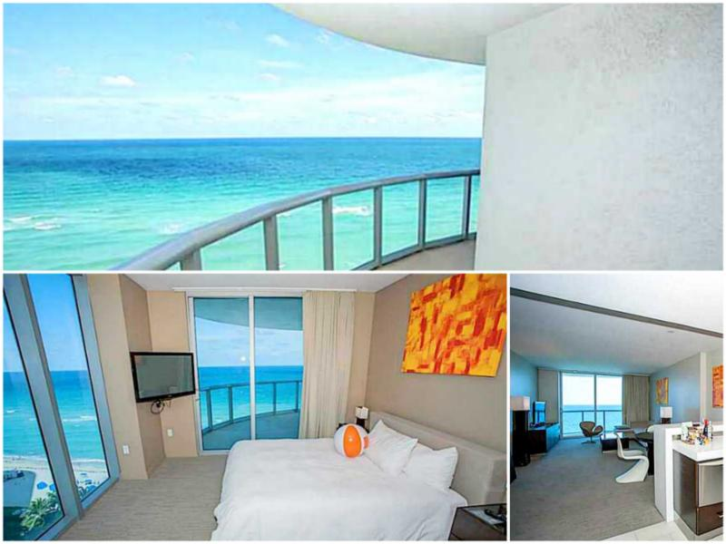Sole on the Ocean Direct Ocean Residence #1801