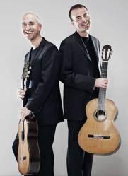 GuitarSarasota in Sarasota, Florida present SoloDuo - Matteo Mela & Lorenzo Micheli from Italy