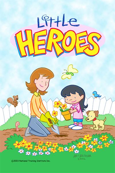 Little Heroes #1: FASDs