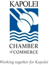 Kapolei Chamber logo