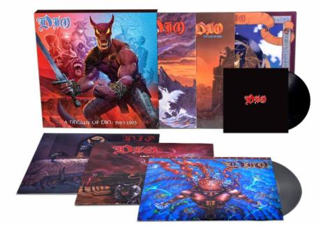 A Decade Of Dio