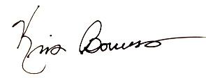 Kris' Signature