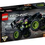 Lego Technic Monster Jam Trucks Coming In 2021 Monster Jam