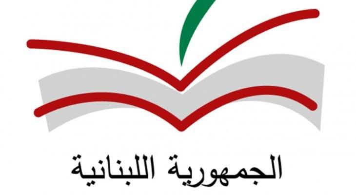 مديرة الارشاد والتوجيه بوزارة التربية: قرار فتح المدارس غدا قائم