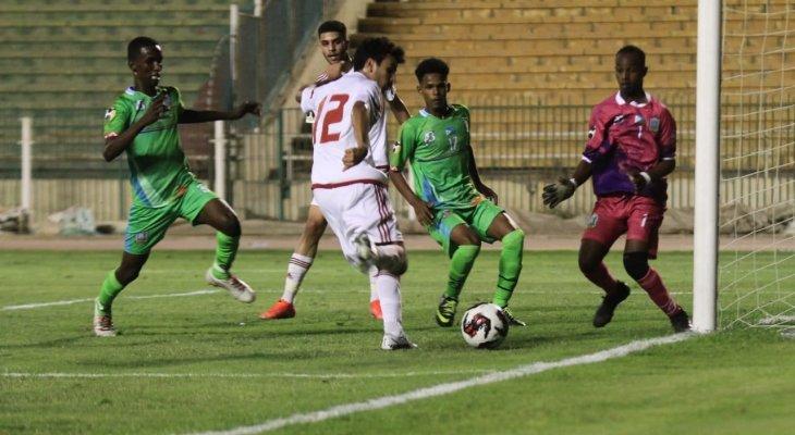 كأس العرب للشباب: المغرب يهزم طاجكستان وفوز كاسح للامارات على جيبوتي