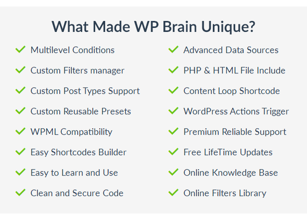WP Brain - A Brain for Your WordPress WebSite 23