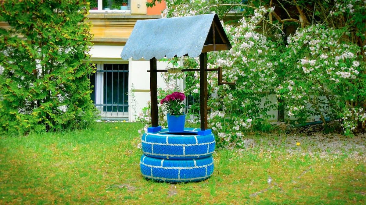 6 idees charmantes pour votre jardin