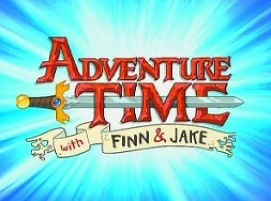 Adventure Time Finn And Jake Logo