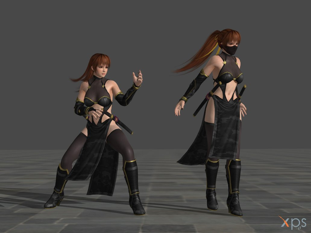 Kasumi From Dead Or Alive Super Smash Bros For Wii U