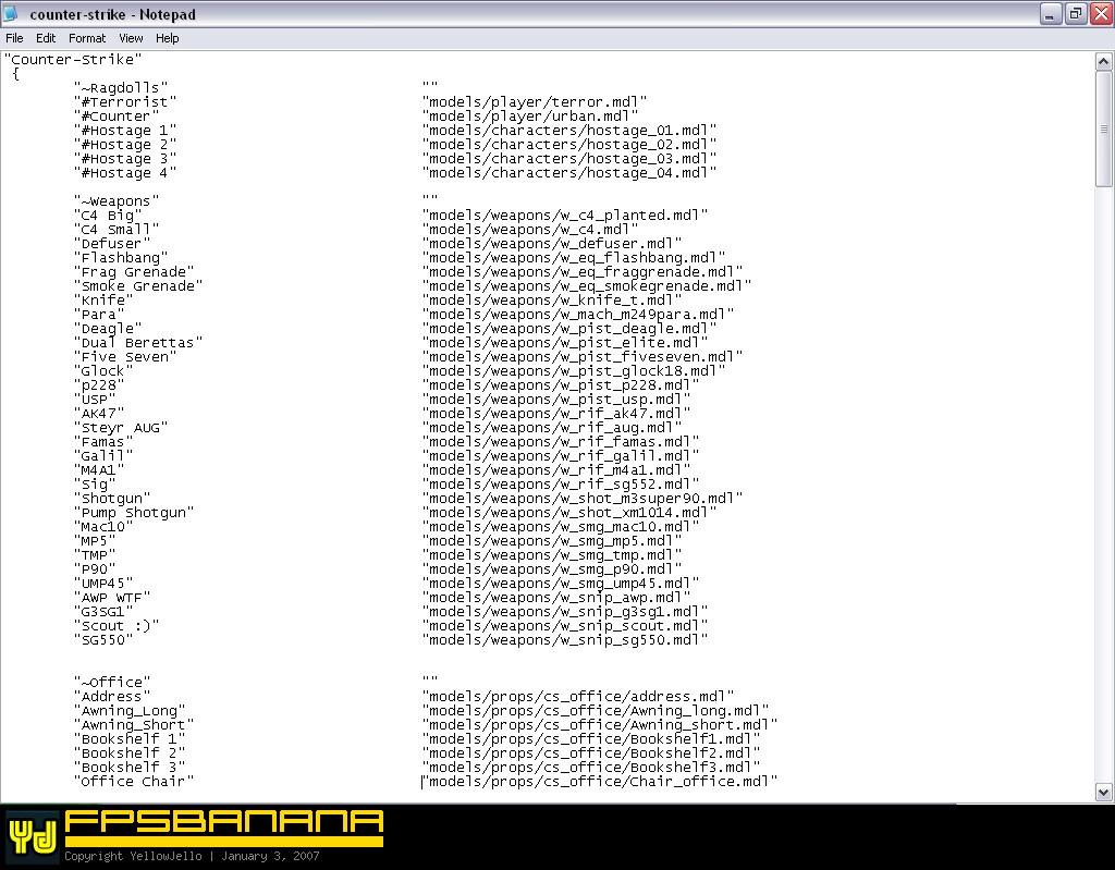 Making A Basic Spawn Menu Garry S Mod 9 Gt Tutorials Gt Other Misc