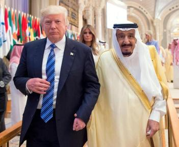 trump saudi bostonglobe