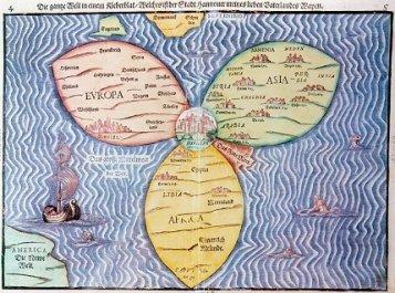 old map jerus munic